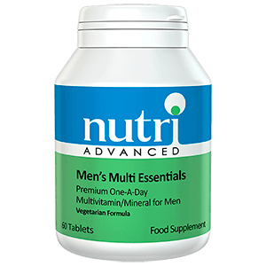 Multi-Essentials-Mens-60tb multivitaminico dietetico
