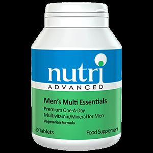 Multi-Essentials-Mens-60tb multivitaminico dietetico