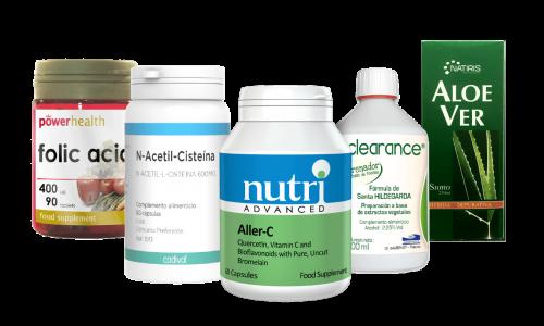 complementos alimenticios suplementos productos dieteticos