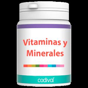 complementos alimenticios vitaminas minerales