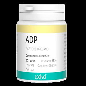ADP aceite de oregano fitonutriente