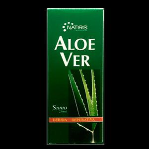 Aloe Vera zumo naranja fitonutrientes