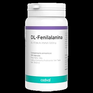 Dl Fenilalanina suplementos aminoacidos