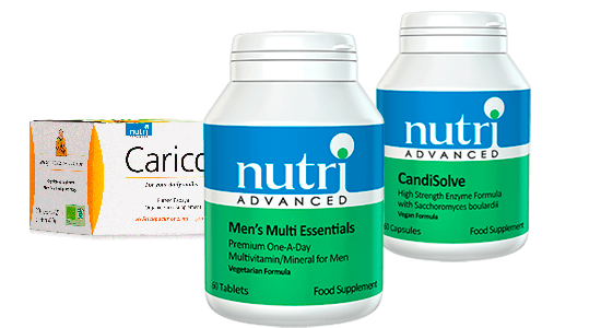 marca dietetica nutri advanced
