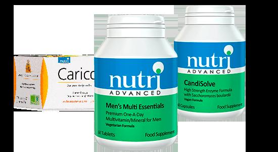 marca dietetica nutri advanced