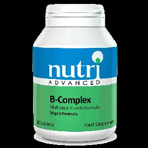 B-Complex complejo vitaminico