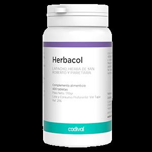 Herbacol fitonutrientes dieteticos