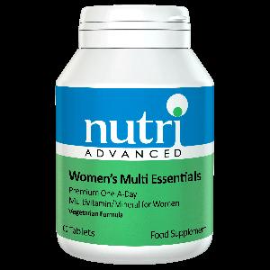 Multi Essentials Womens multivitaminico dietetico
