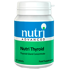NUTRI THYROID Concentrado de Tiroides