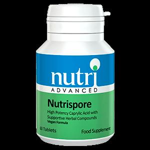 NUTRISPORE acido Caprilico con Hierbas