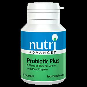 PROBIOTIC PLUS Mezcla Probiotica Enzimas