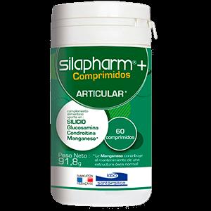 Silapharm-Plus Silicio Glucosamina Condroitina