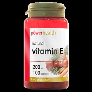 Vitamin-E-200 minerales dietetico