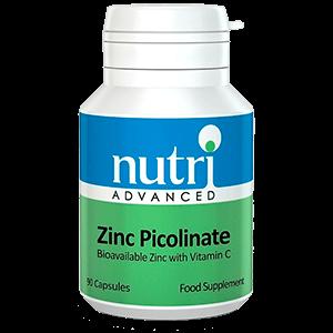 Zinc Picolinate producto dietetica