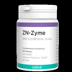 Zn-Zyme vitaminas y minerales
