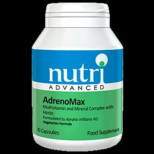 AdrenoMax 90cps formulas multinutriente