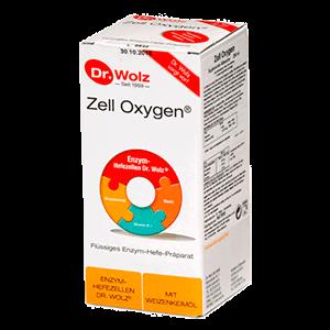 Zell Oxygen 250ml levaduras dieteticas