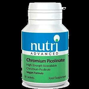 Chromium Picolinate 90tb complemento alimenticio