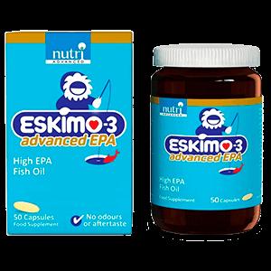 Eskimo Advanced EPA producto dietetico con omega 3
