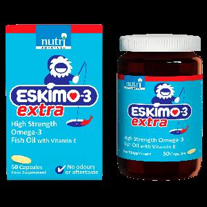 Eskimo Extra 50cps acidos grasos