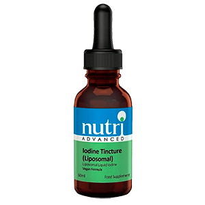 Iodine Tincture 60ml vitaminas minerales