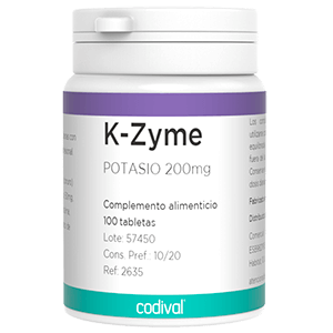 K-Zyme 100tb vitaminas dietetica