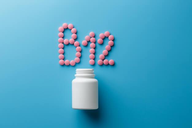 deficit de vitamina b12