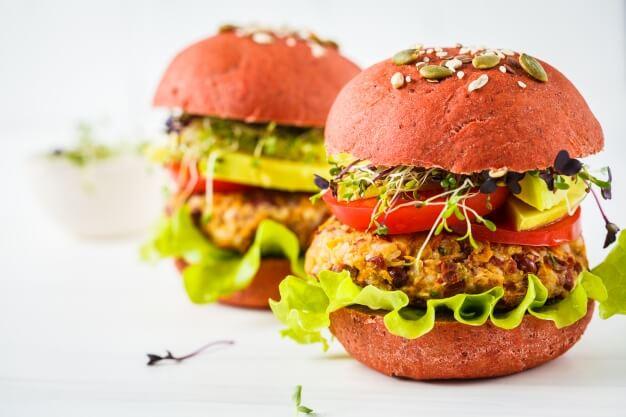 ingredientes hamburguesa lentejas casera