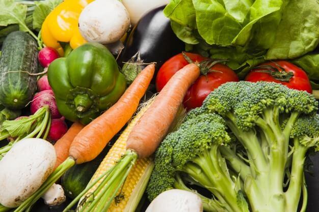 hortalizas verduras saludables