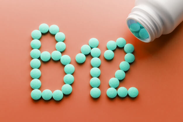 vitamina b12 para veganos