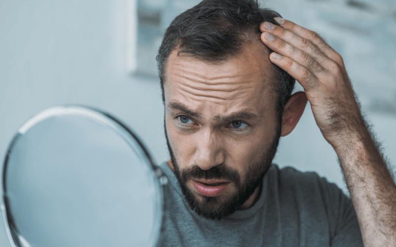 vitaminas para evitar la caida del cabello