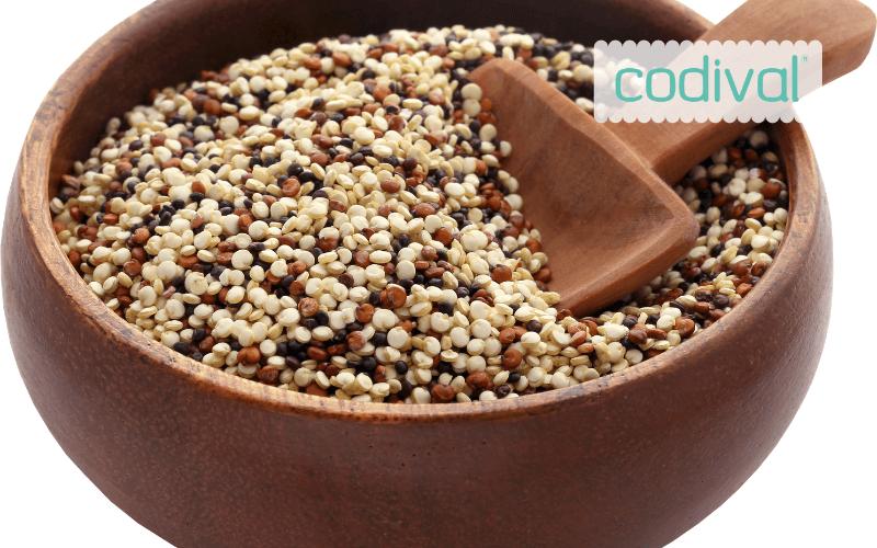 preparacion quinoa
