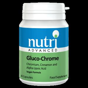 Gluco Chrome 60cps