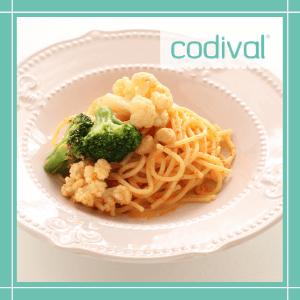 receta pasta con salsa de coliflor cremosa