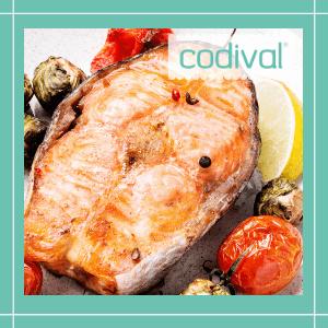 receta salmon al horno con verduras