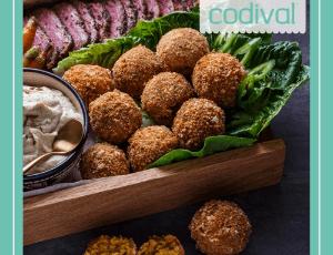 receta falafel casero